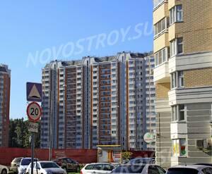 ЖК «Щитниково»: 26.09.2014 - Построенный корпус