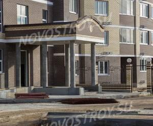 ЖК «Жилой квартал №4»: Подъезд с северной стороны