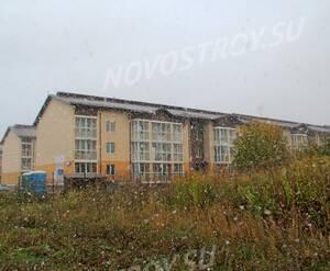 ЖК «Коренёвский Форт 2»: 08.10.2015 - Общий вид новостройки