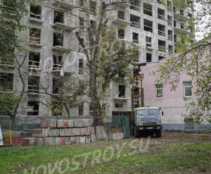 ЖК «Клубный дом на Котельнической набережной»: строительство, 14.10.2015