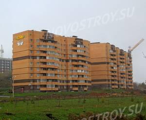 ЖК «Майданово Парк»: 11.10.2015 - Построенные корпуса 27 и 28