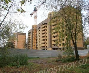 ЖК «Майданово Парк»: 11.10.2015 - Строящиеся корпуса 38 и 39