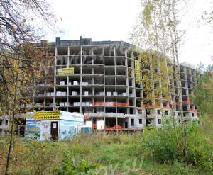 ЖК «На семи холмах»: 11.10.2015 - Строящийся корпус