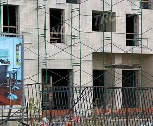 МФК «Отрада-апарт»: 15.10.2015 - Фрагмент строящегося корпуса