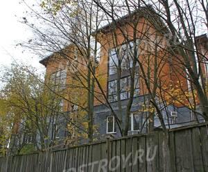 ЖК «ГольяноVo Park»: 20.10.2015 - Почти построенный корпус