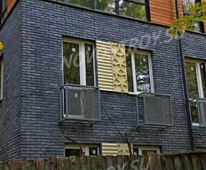ЖК «ГольяноVo Park»: 20.10.2015 - Фрагмент строящегося дома
