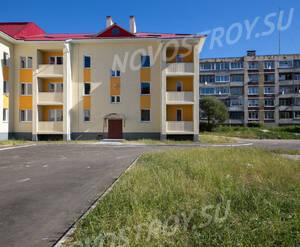 ЖК «Дом на улице Советская» (20.08.2015)