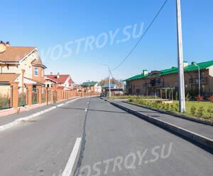Малоэтажный жилой комплекс «Мои Териоки» (20.10.2015 г.)