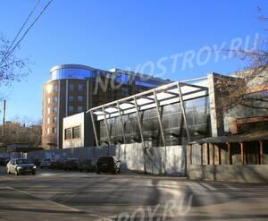 МФК «Riverdale Apartments»: 06.11.2015 - Общий вид новостройки со стороны набережной