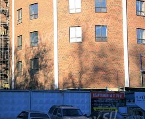 МФК «Riverdale Apartments»: 06.11.2015 - Фрагмент строящегося корпуса
