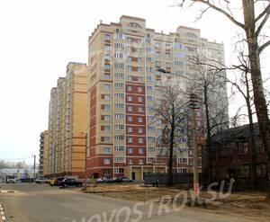 ЖК «Европейский» (г. Егорьевск): 08.11.2015 - Построенные корпуса 18, 21, 23