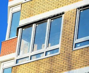 ЖК «Дом на улице Школьная, 4/1»: 07.11.2015 Фрагмент фасада