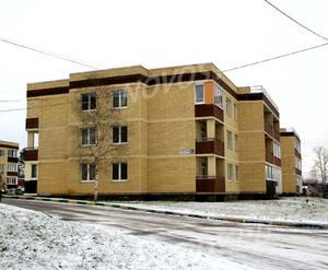ЖК «Новоспасский»: 24.11.2015 - Построенный корпус, вид с торца