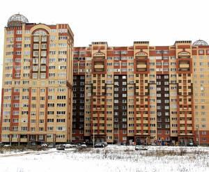 ЖК «Новое Жегалово»: 25.11.2015 - Построенный и заселяющийся дом