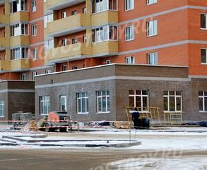 ЖК «Супонево Life»: 16.12.2015 - Фрагмент строящегося дома