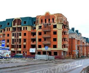 ЖК «Московский», Красная горка 3: 20.12.2015 - Общий вид новостройки