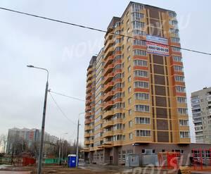 ЖК «Дом на улице Давыдова»: 20.12.2015 - Построенный дом