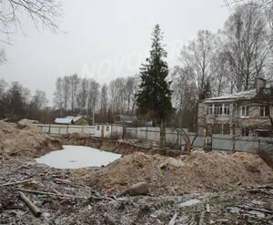 ЖК «Изумрудный»: строительная площадка (16.12.2015)