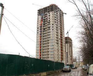 ЖК «Москвич»: 23.12.2015 - Корпуса 6 и 4