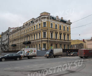 МФК «Opera Palace»: общий вид  (24.12.2015)