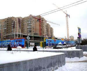 ЖК «Clasico»: 21.01.2016 - Новостройка на стадии строительства нижних этажей