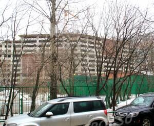 ЖК «Староалексеевская»: 14.02.2016 - Вид новостройки со двора