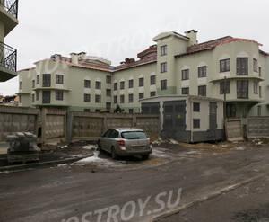 ЖК «Софийский» (февраль 2016)