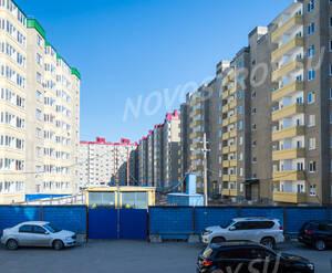 ЖК «Дом Хороших Квартир»: общий вид на комплекс со двора (20.03.16)