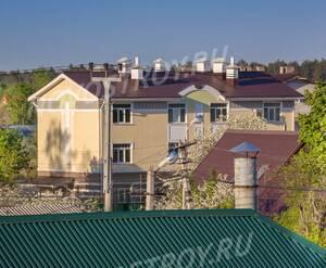 Малоэтажный ЖК «Виндава»: Вид на корпус