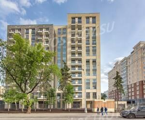 МФК «Люсиновский»: Фасад со стороны 1-го Добрынинского переулка