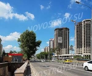 ЖК «Золотые ворота»: Вид с ул.Пионерская