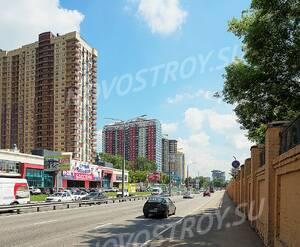 ЖК «Золотые ворота»: Общий вид с ул.Пионерская
