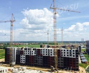 Малоэтажный ЖК «Новые Ватутинки» (мкр. Южный): ход строительства (фото из группы «Вконтакте»)