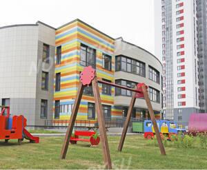 ЖК «Нью-Тон»: Детский сад