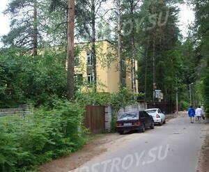 Малоэтажный ЖК «Булгаков»: вид   с ул. Константиновская