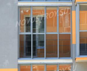 ЖК «SKAZKA»: балкон.