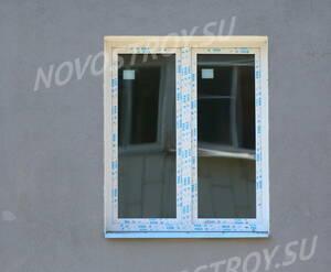 ЖК «SKAZKA»: окно.