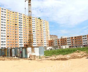 ЖК «в Долгопрудном»: ход строительства