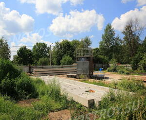 ЖК «Бенуа-2»: строительная площадка.