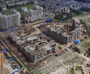 МФК «Ландыши»: ход строительства