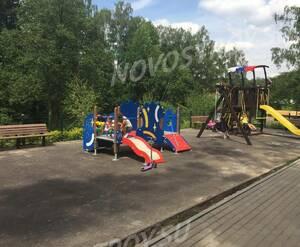 ЖК «Дубровка»: детская площадка