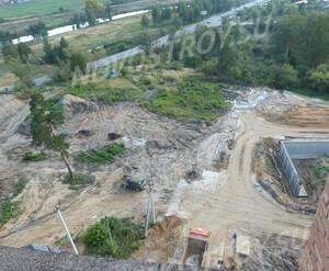ЖК «Кашинцево»: ход строительства (фото из группы «Вконтакте»)