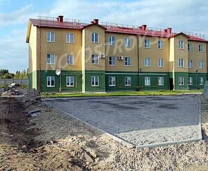 Малоэтажный ЖК «Шведские пруды»: общий вид