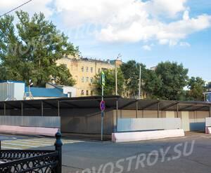 МФК «Резиденция на Покровском бульваре»: С Покровского бульвара