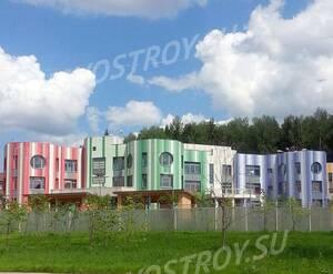 ЖК «Зеленый бор»: детский сад на территории комплекса