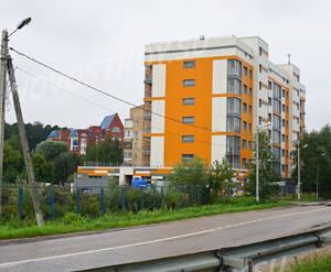 ЖК «Ново-Архангельское»: Построенный корпус.
