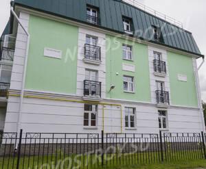 ЖК «Ливадия»: фасад