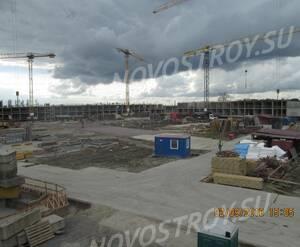 Жилой комплекс «Образцовый квартал 2»: ход строительства