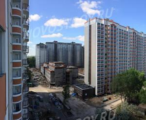 ЖК «Леоновский парк»: ход строительства