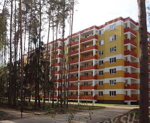 МФК «Яхонтовый лес»: ход строительства